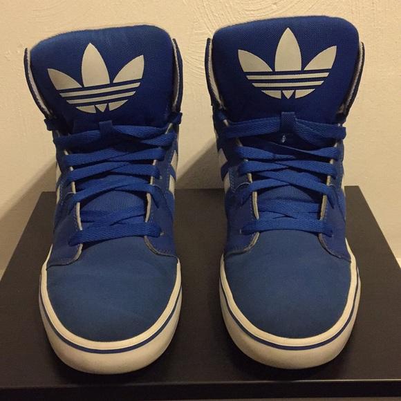 le adidas hillsdale blu reale poshmark